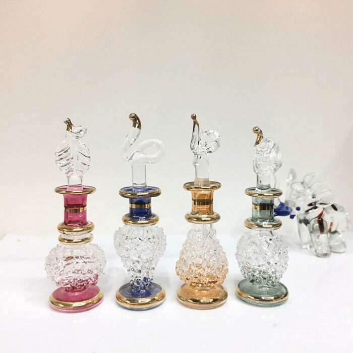 How Perfume Bottles are Made
